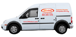360Clean van Our specialized approach makes us the best choice for janitorial service companies.