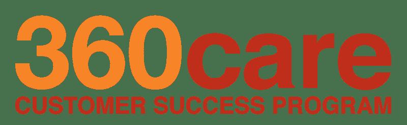 360Care logo CUSTOMER SATISFACTION