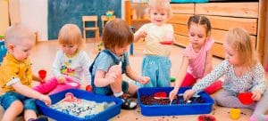 DAYCARE JANITORIAL CLEANING