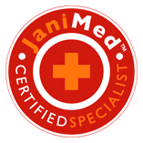 Certificate of Medical Cleaning Specialist logo