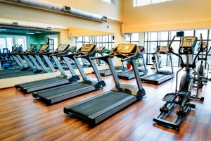 GYMS PROMOTE HEALTH, WE KEEP THE GYM HEALTHY