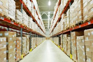 Cleaning for warehouses and industries
