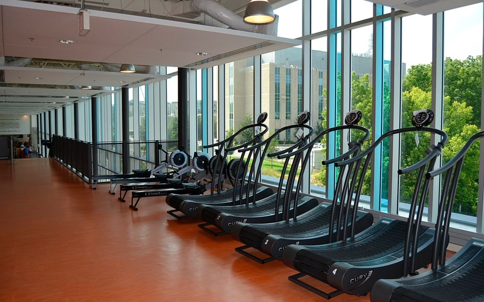 Fitness Center Janitorial Cleaning