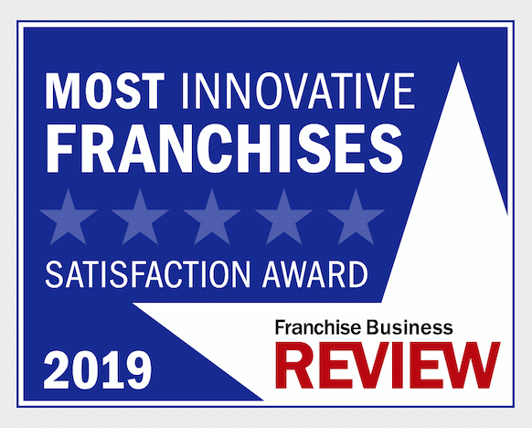 360clean Named a Most Innovative Franchise by Franchise Business Review's 2019 List