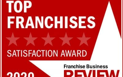 360clean Named One of 50 Best Second Career Franchise Opportunities by Franchise Business Review