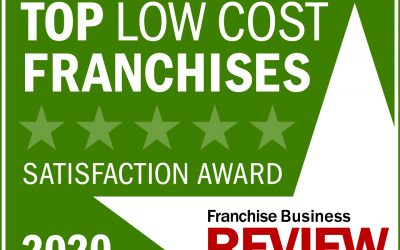 360clean Named a 2020 Top Low-Cost Franchise by Franchise Business Review