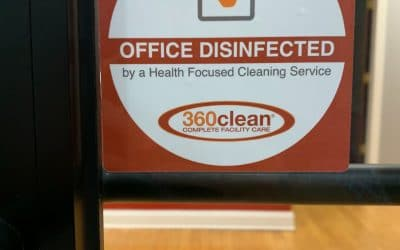Is Your Office Disinfected?
