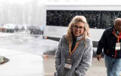 Zee Spotlight: Ginny Lucovich