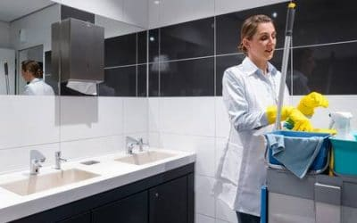 Cleaning Is Big Business