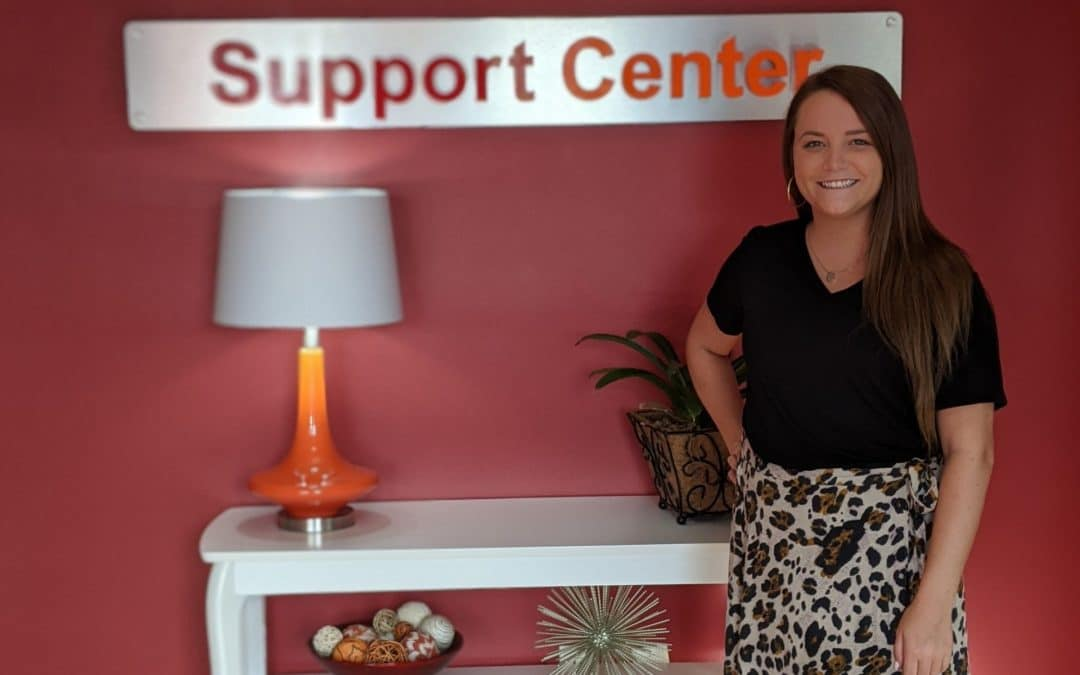 Support Center Spotlight: Emma Moore