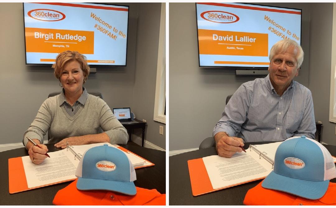 New Zee Spotlight: Birgit Rutledge & David Lallier
