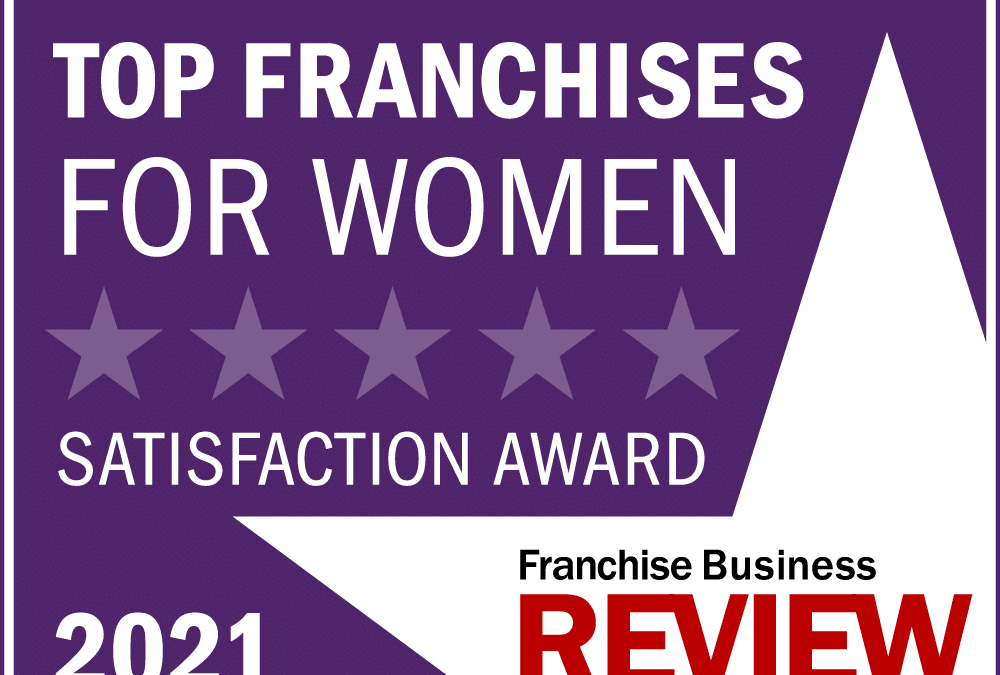 360clean Named a Top 50 Franchise for Women by Franchise Business Review