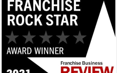 360clean Franchisee Wins Rock Star Award for Women