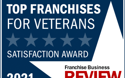 360clean Named a Top Franchise for Veterans